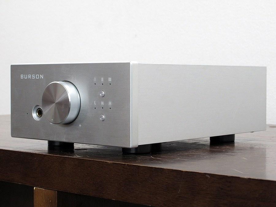 BURSON AUDIO SOLOIST 耳放/前级放大器