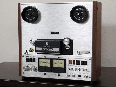 先锋 PIONEER RT-1020H 开盘机