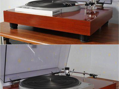 胜利 Victor JL-B44 黑胶唱机