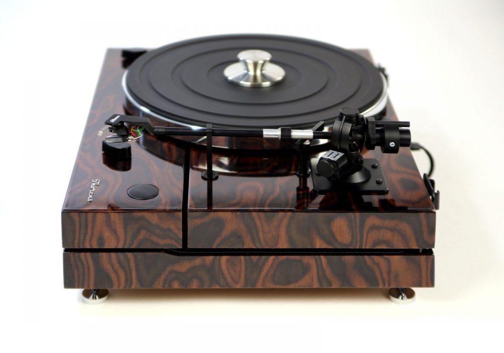 多能士 Thorens TD 320 黑胶唱机