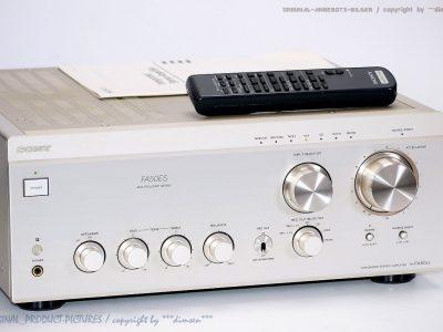 索尼 SONY TA-FA50ES 功率放大器