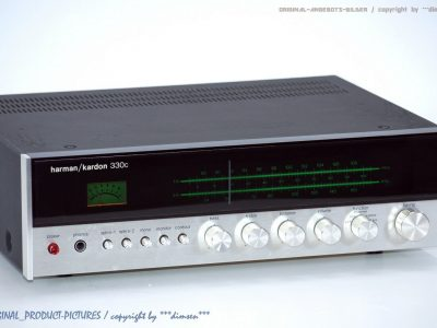 哈曼卡顿 HARMAN/KARDON 330C AM/FM 立体声收扩机