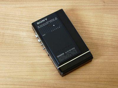 索尼 SONY WM-F100 III 磁带随身听