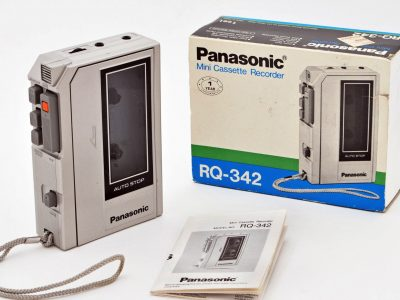 松下 Panasonic RQ-342 Mini 磁带录音机