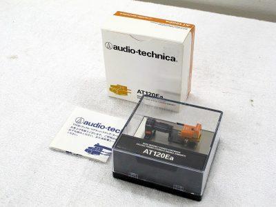 铁三角 audio-technica AT120Ea MM 唱头