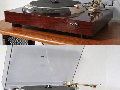 DENON DP-55L 黑胶唱机