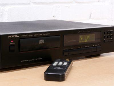 ROTEL RCD-945AX CD播放机