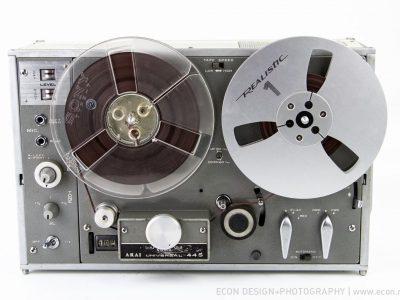 雅佳 AKAI UNIVERSAL 44S 开盘机