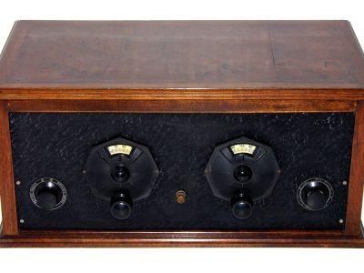 20年代 古董 电子管收音机