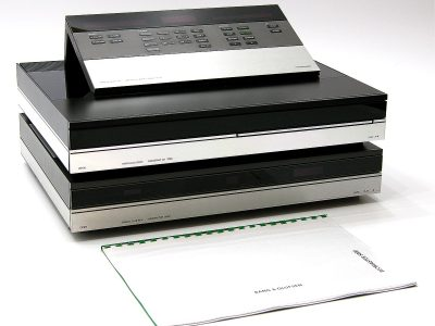 B&O BEOMASTER 5000 - BEOGRAM CD 7000 CD播放机