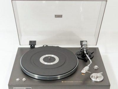 建伍 KENWOOD KD-2000 黑胶唱机