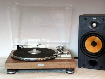 先锋 PIONEER PL540 直驱 黑胶唱机
