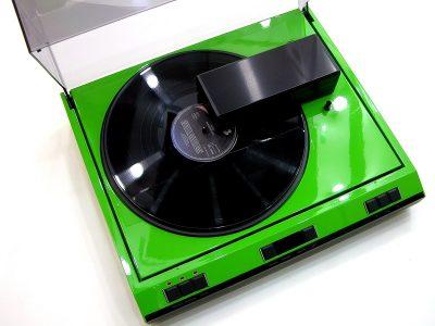 ReVox B291/H9 黑胶唱机