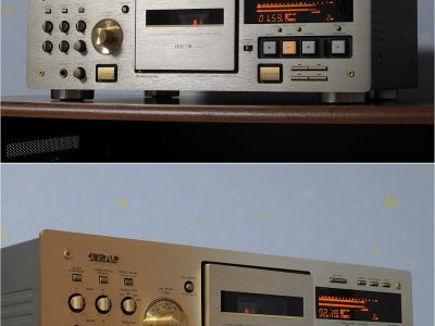TEAC V-6030S 三磁头卡座