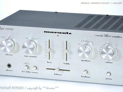 马兰士 Marantz Model 1050 功率放大器