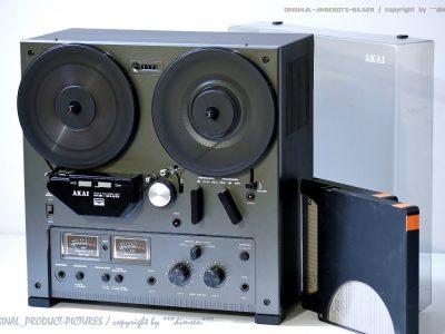 雅佳 AKAI GX-215D 开盘机