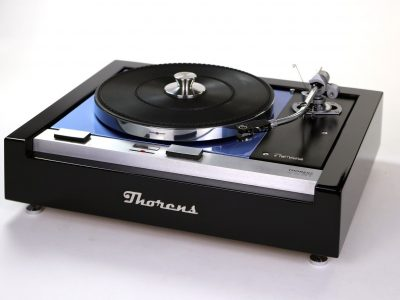 多能士 Thorens TD 125 MKII + SME 3009唱臂 黑胶唱机