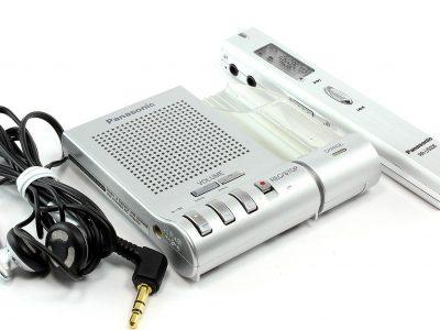 PANASONIC RR-US006 数字录音机