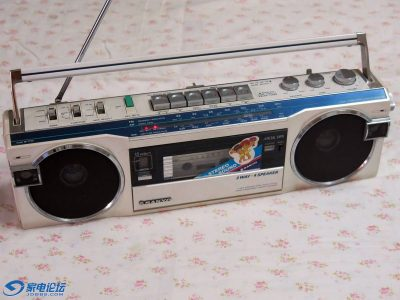 sanyo小手提录音机