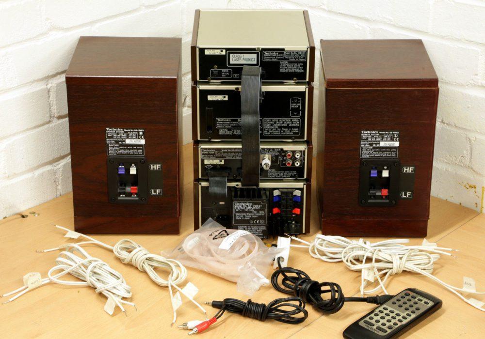 松下 Technics SC-HD501 组合音响