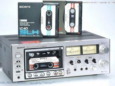 索尼 SONY EL-5 高级Elcaset磁带卡座