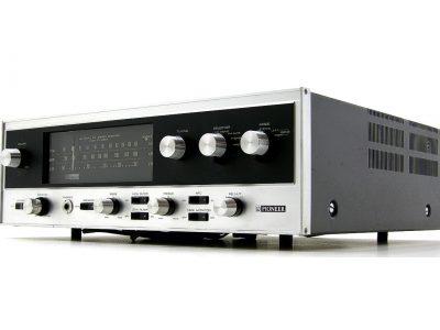 先锋 PIONEER LX-420A vintage tube receiver – the sound of the 60'ties…