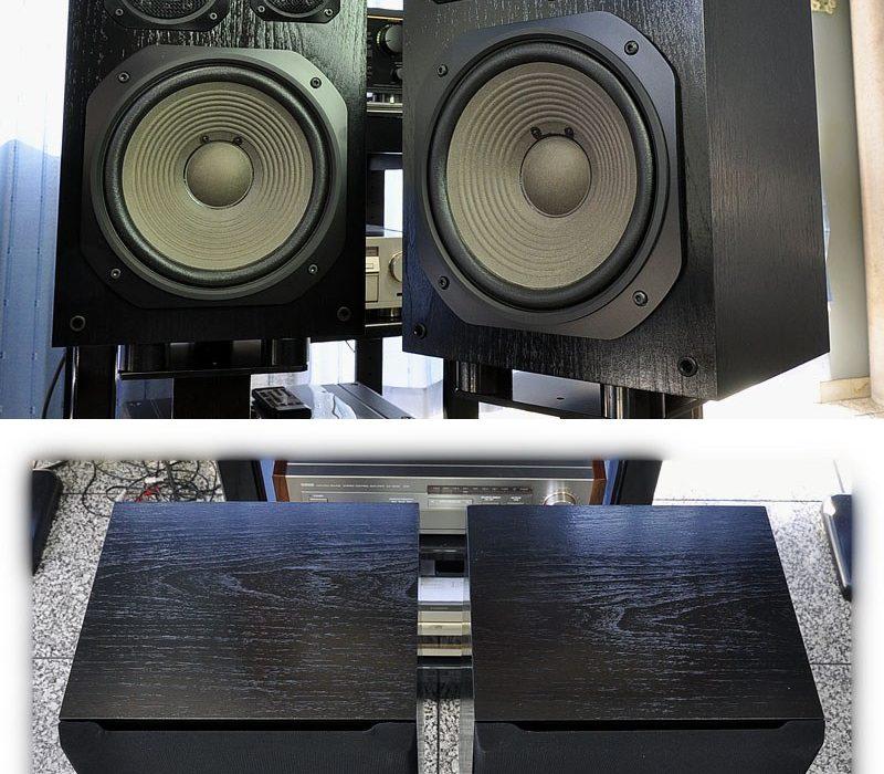 雅马哈 YAMAHA NS-20M 书架音箱