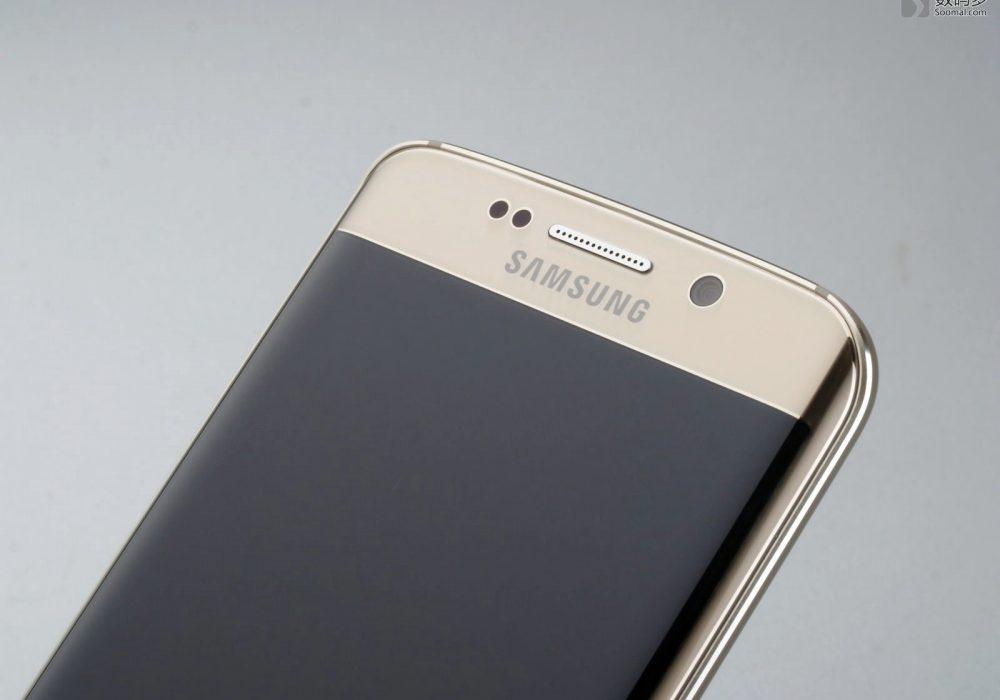 Samsung 三星 Galaxy S6 Edge[G9250] 智能手机