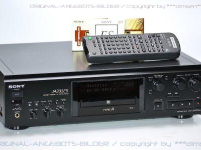索尼 SONY MDS-JA333ES MD 台机