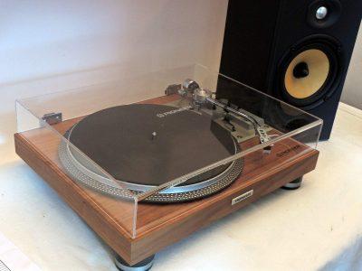 先锋 PIONEER PL-518 黑胶唱机