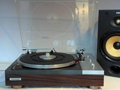 先锋 PIONEER PL-510A 直驱 黑胶唱机