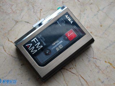 爱华 AIWA HS-T06 磁带随身听