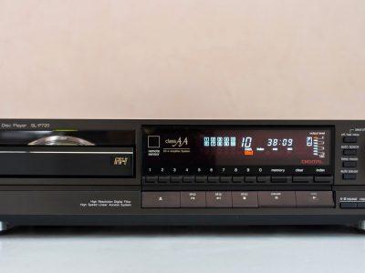 松下 Technics SL-P720 CD播放机