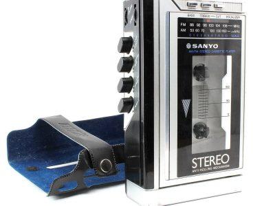 三洋 SANYO MGR70 立体声 磁带随身听