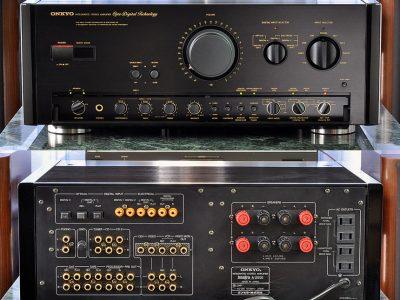 安桥 ONKYO Integra A-2001 功率放大器