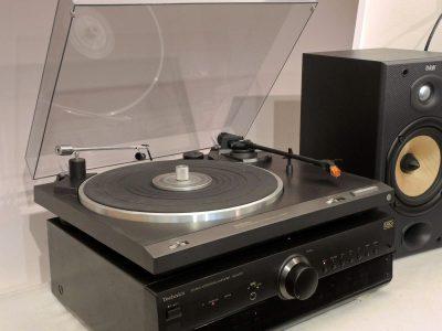 松下 Technics SL-B210 黑胶唱机