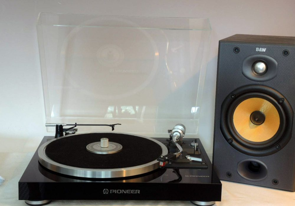 先锋 PIONEER PL-514 黑胶唱机