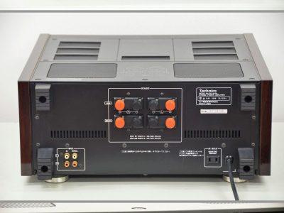 松下 Technics SE-A100 功率放大器后级