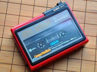 爱华 AIWA HS-F2 磁带随身听