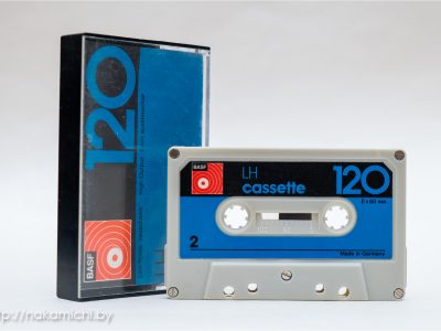 Пополнение коллекции - кассеты фирмы BASF
