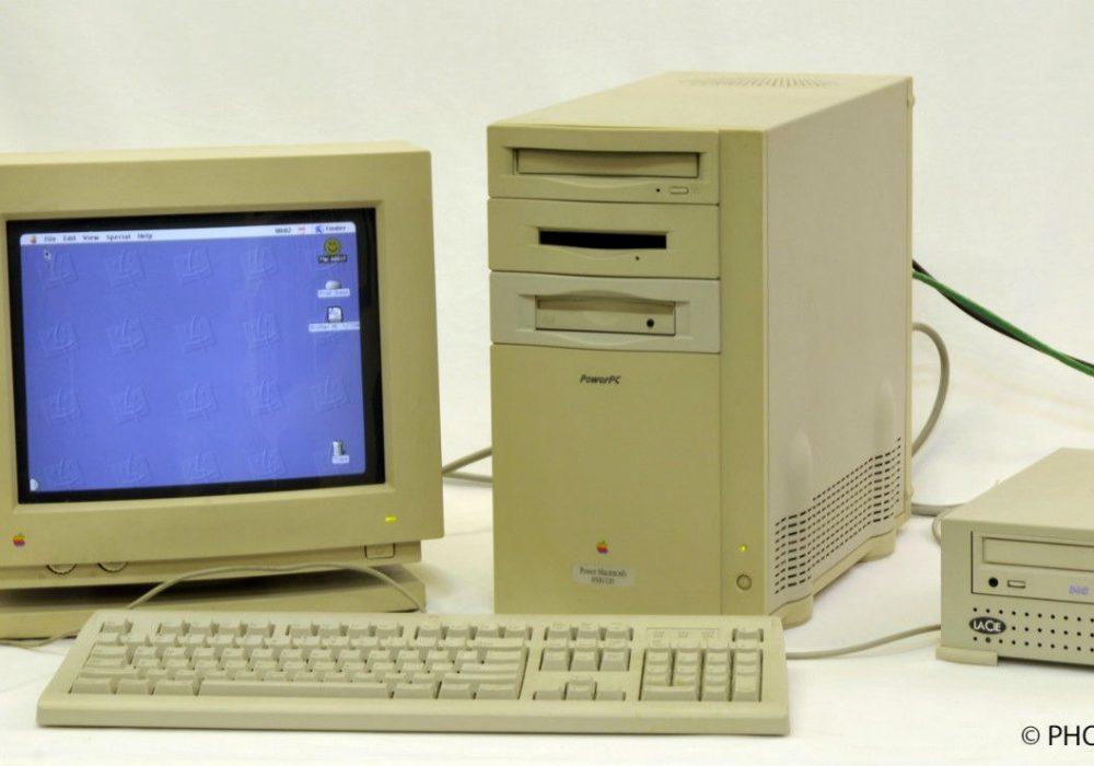 APPLE POWER MACINTOSH 8500/120 Computer – WORKING!