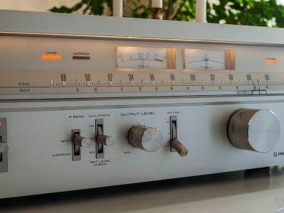 先锋 PIONEER TX-9500II AM/FM 立体声 Tuner