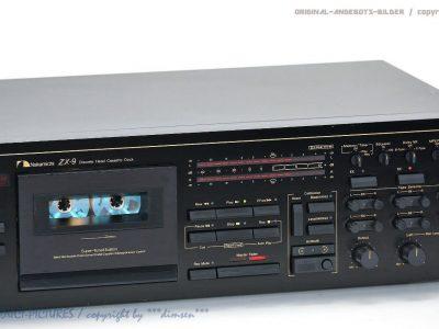 中道 NAKAMICHI ZX-9 高级磁带卡座
