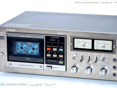 TEAC A-800 三磁头卡座