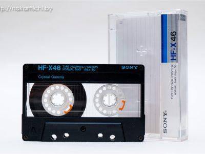 索尼 SONY 空白录音磁带图集