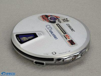 索尼 SONY D-EJ01 20周年纪念版 CD随身听