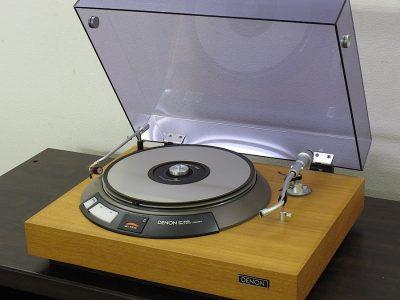 DENON DP-3000/DP-3700F 黑胶唱机