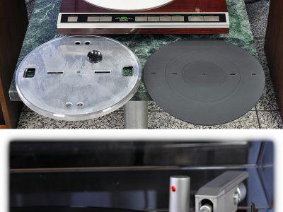 天龙 DENON DP-45F 黑胶唱机