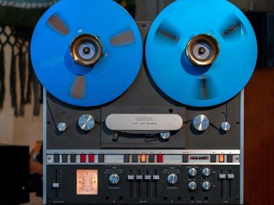 瑞士REVOX(瑞华士) A700 两轨顶级开盘机 - 广安经典音响