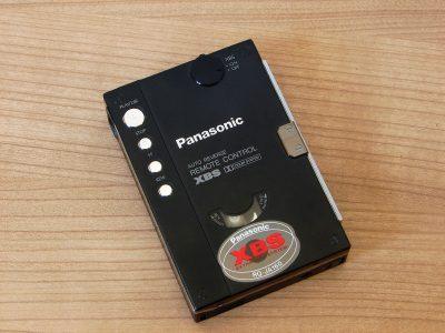 松下 rq-ja160 随身听 de 磁带 personales Reproductor